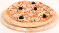Foto Pizza Frutti di Mare